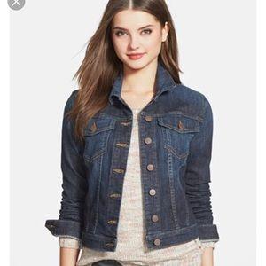 NWOT Kut Helena Denim Jacket XL